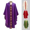 513 Purple Chasuble in Primavera