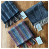 Latchford's of Ireland Lambs Wool Scarf - 3 styles
