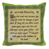 Irish Blessing Pillow Cover