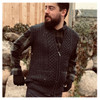 Wool Irish Sweater Vest for Men or Women