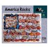 America Rocks Jigsaw Puzzle