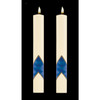 Serenity Side Altar Candles from Dadant