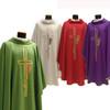 863 Chasuble in Monastico Fabric