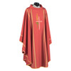 216 Chasuble in Linea Fabric from Solivari