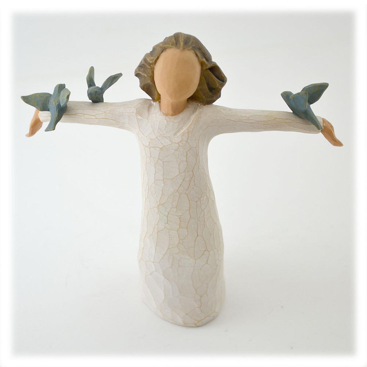 Happiness Willow Tree Figurine by Demdaco