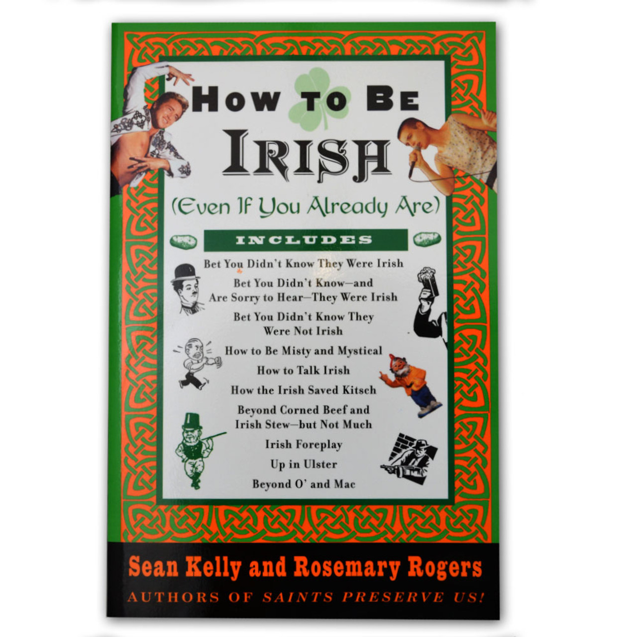 How to be Irish (Even If You Already Are) Gift Book