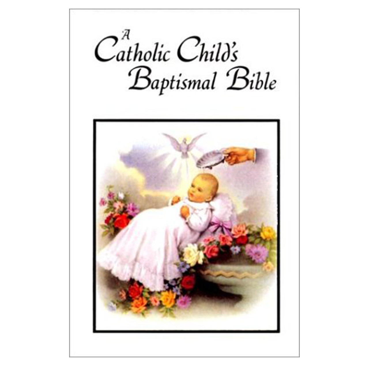 Catholic Child's Baptismal Bible