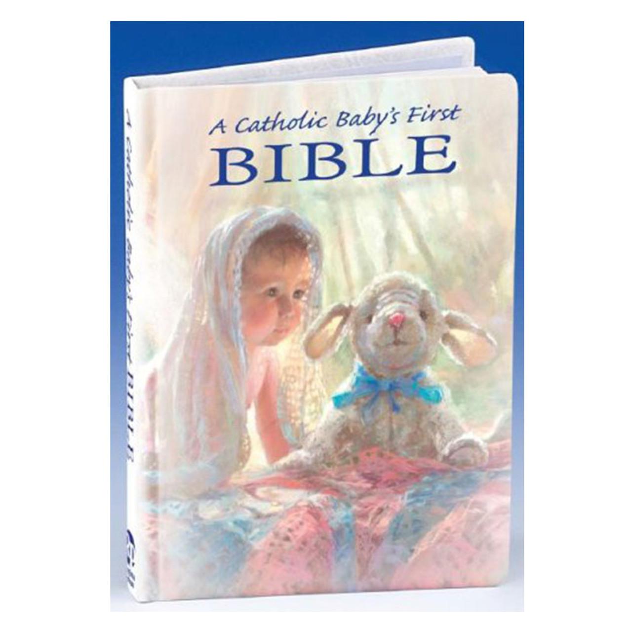 Catholic Babys First Bible