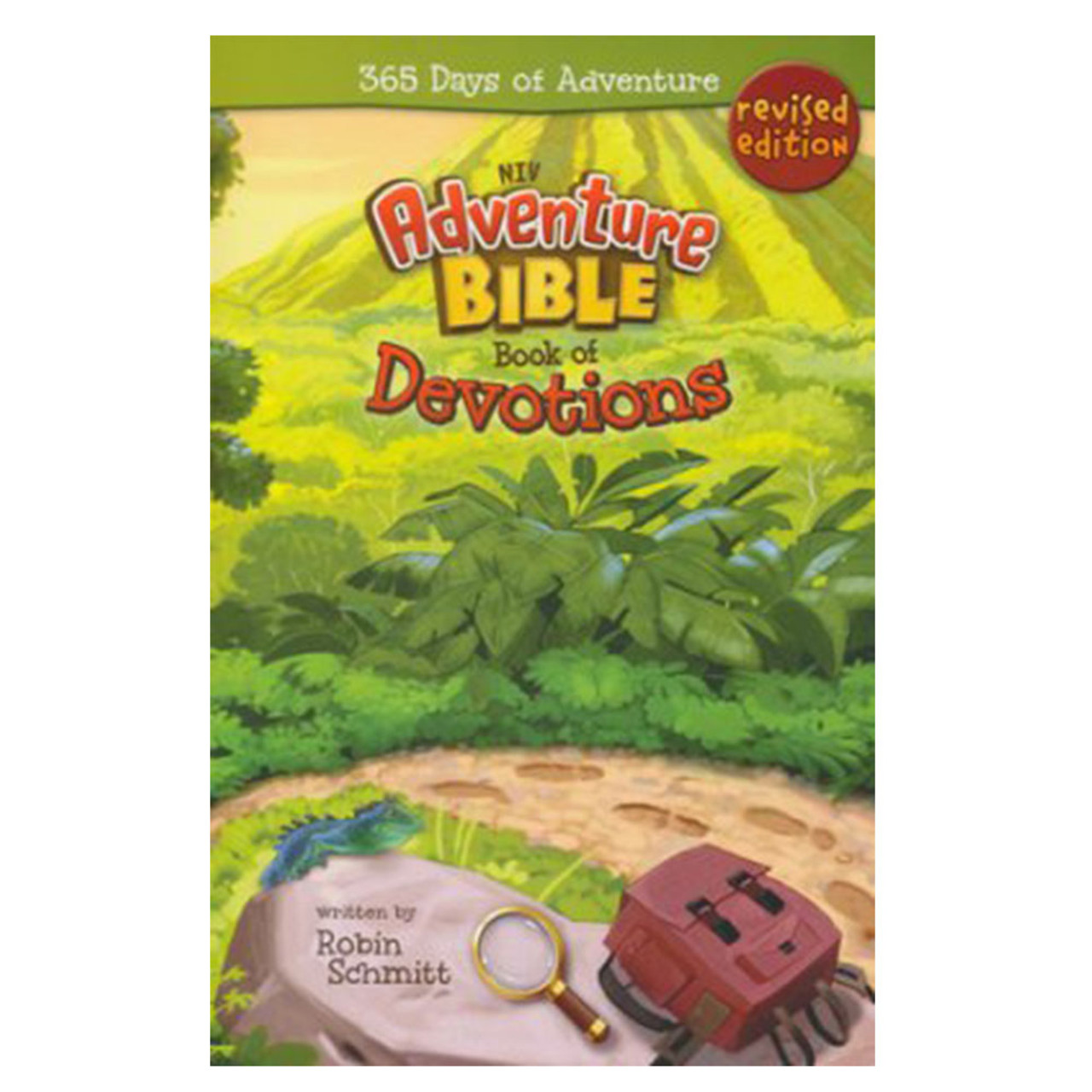 Adventure Bible Book of Devotions 365 Days
