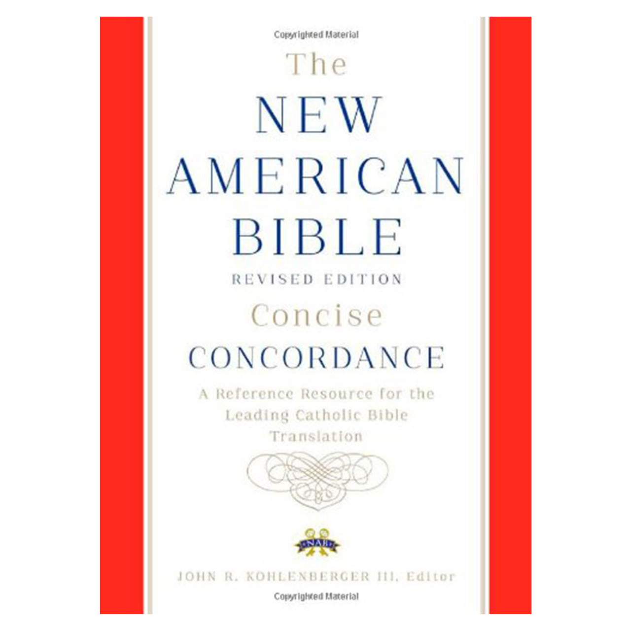 Nab Concise Concordance Revised