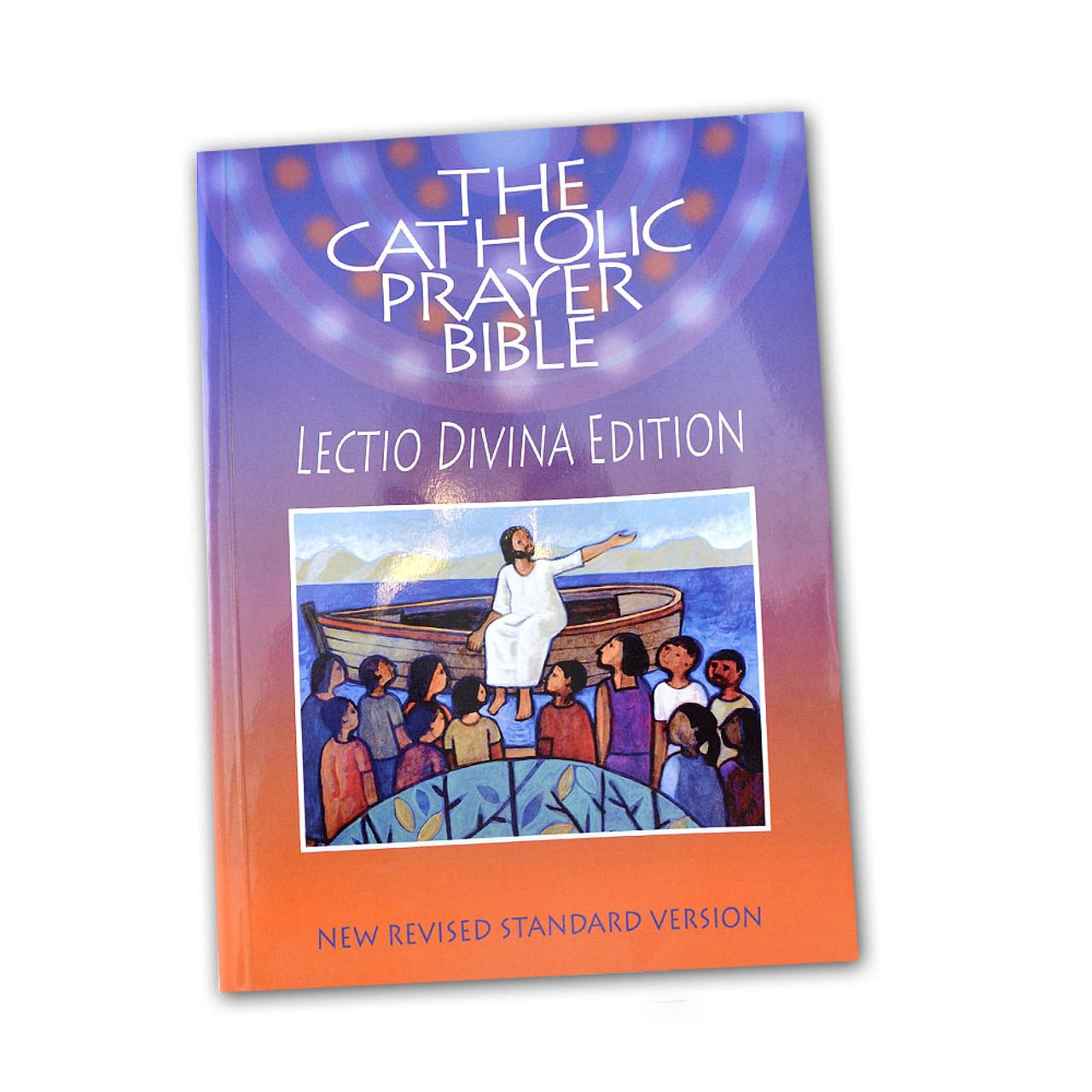 Catholic Prayer Bible Lection Divina Hardcover