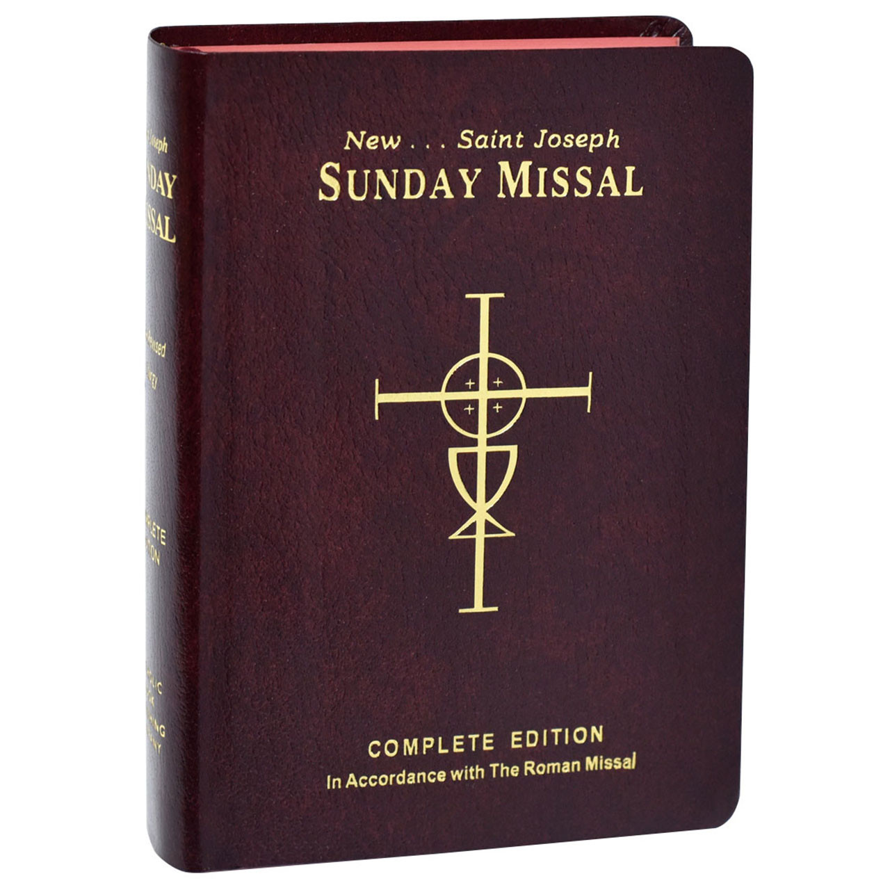 New... St. Joseph Sunday Missal Complete Edition