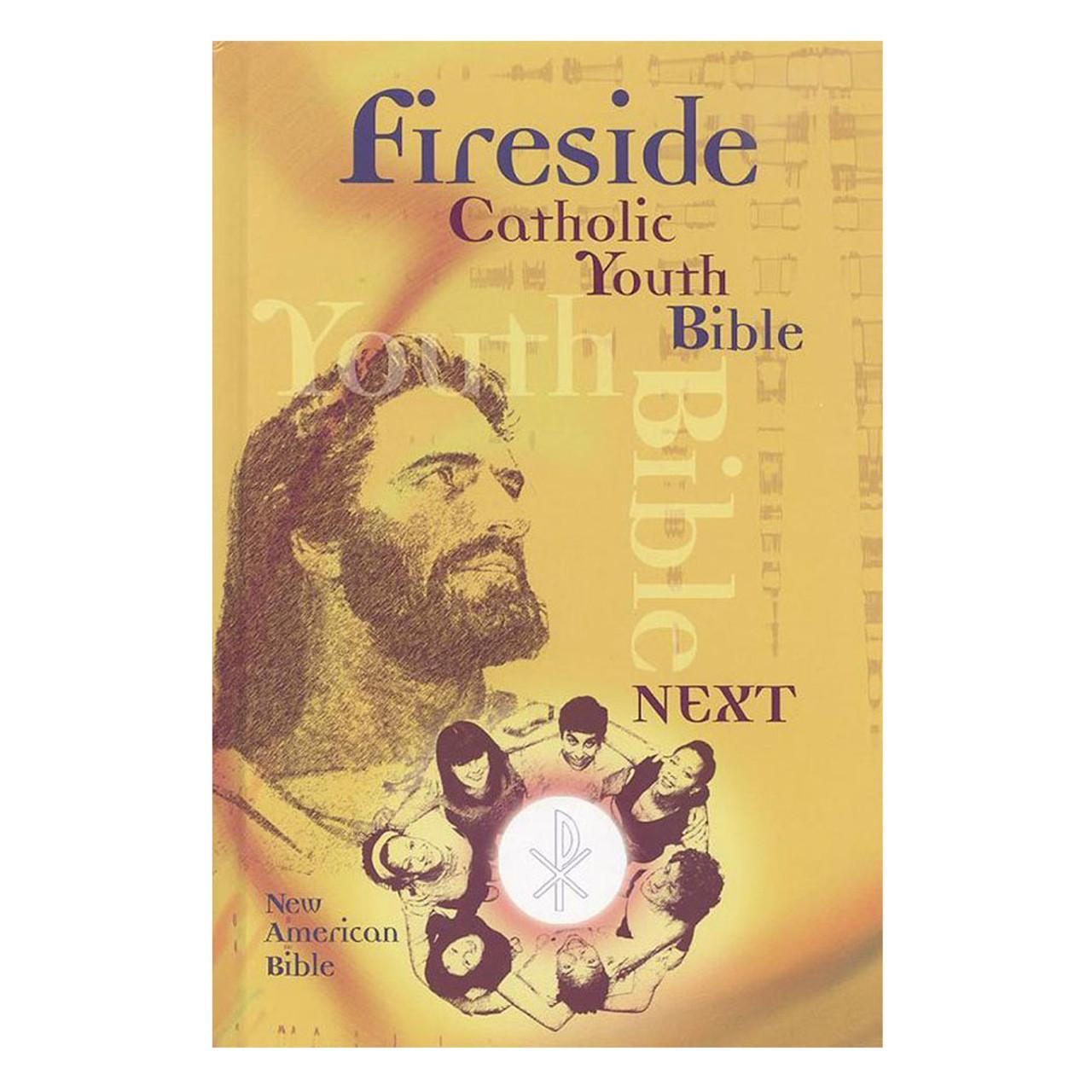 Fireside Catholic Youth Bible Next