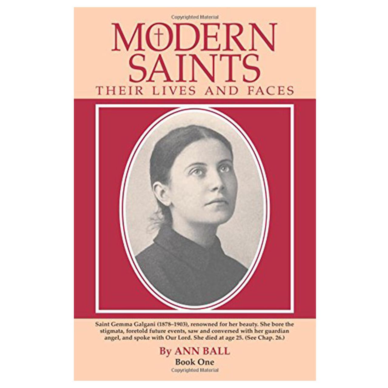 Modern Saints Book 1