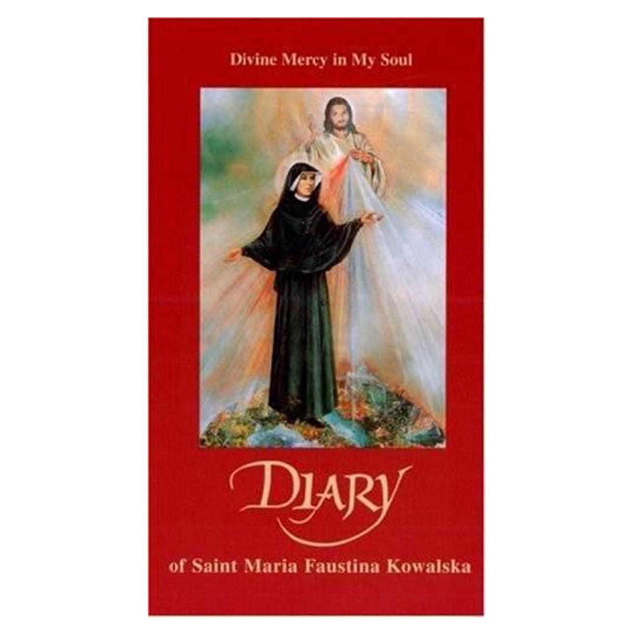 Diary of St. Maria Faustina Mass Market Ed