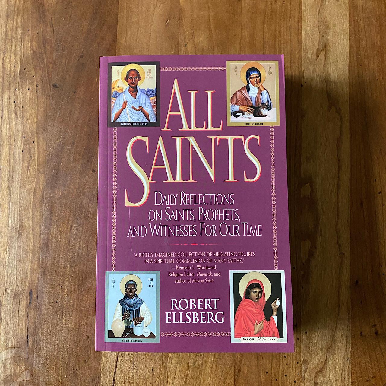 All Saints (Paperback)