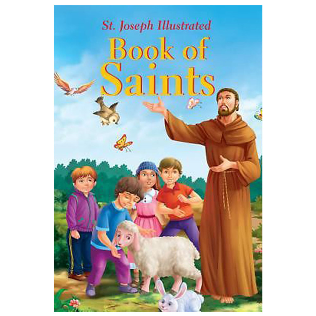 Illustrated Book of the Saints