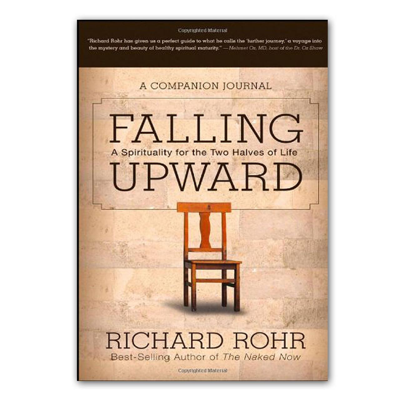 Falling Upward Companion Journal Fr. Rohr