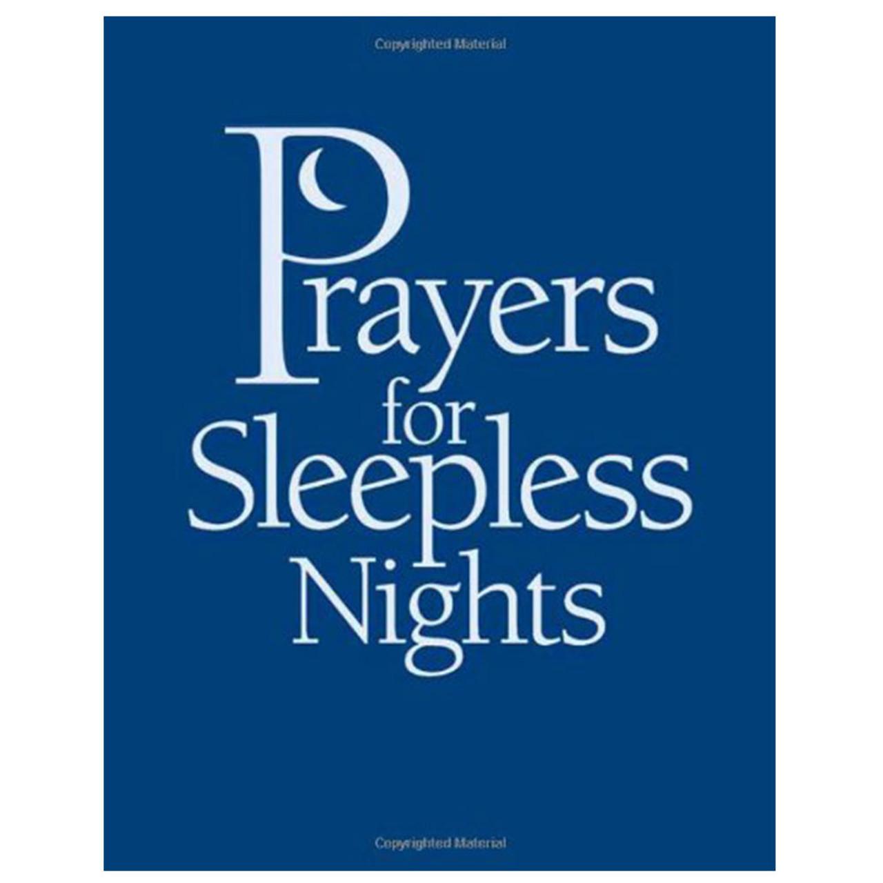 Prayers for Sleepless Nights Lambin, Helen R