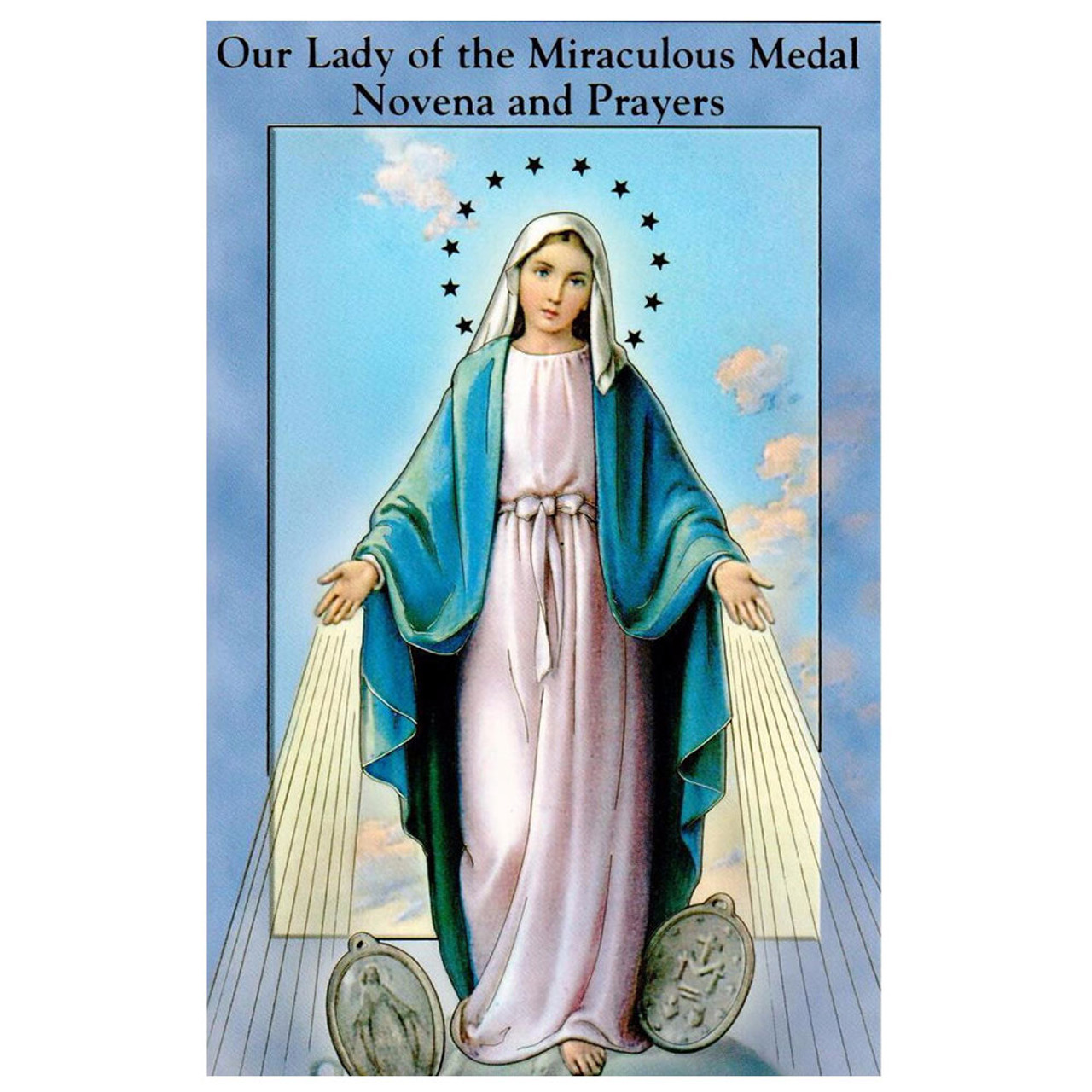 Our Lady of the Miraculous Medal Novena & Prayers