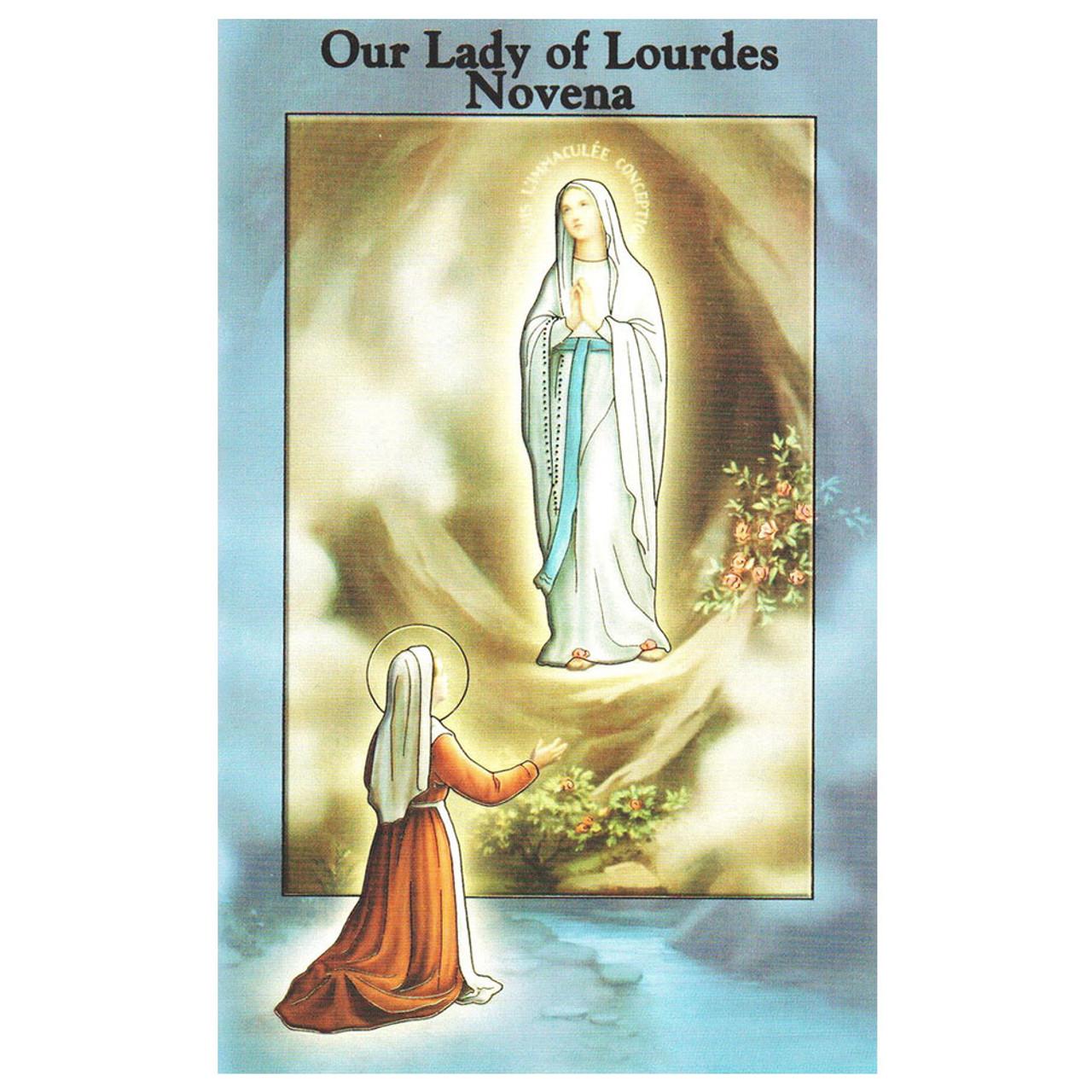 Our Lady of Lourdes Novena