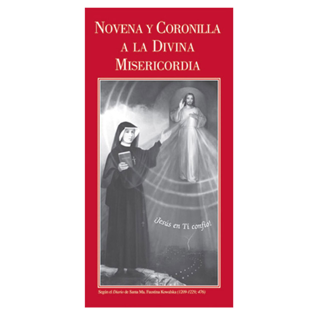 Divine Mercy Spanish Novena Chaplet