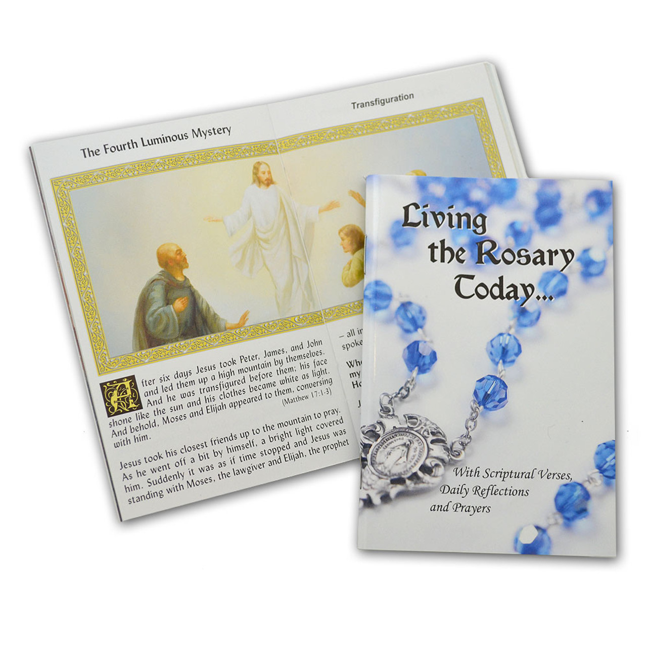 Living the Rosary Today - Mary Beth Osiecki