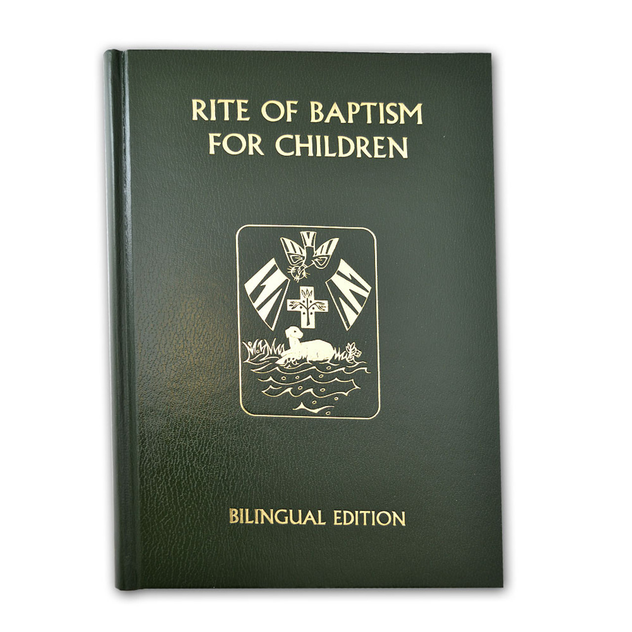 Order of Baptism for Children Bilingual Edition