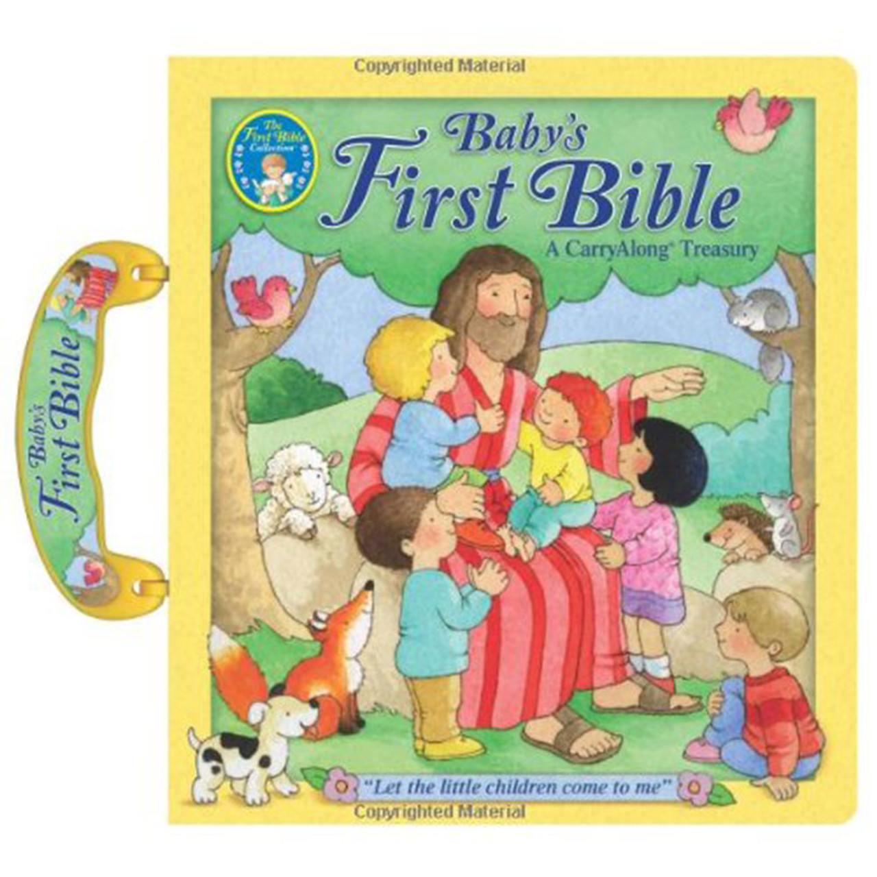 Babys First Bible Boardbook