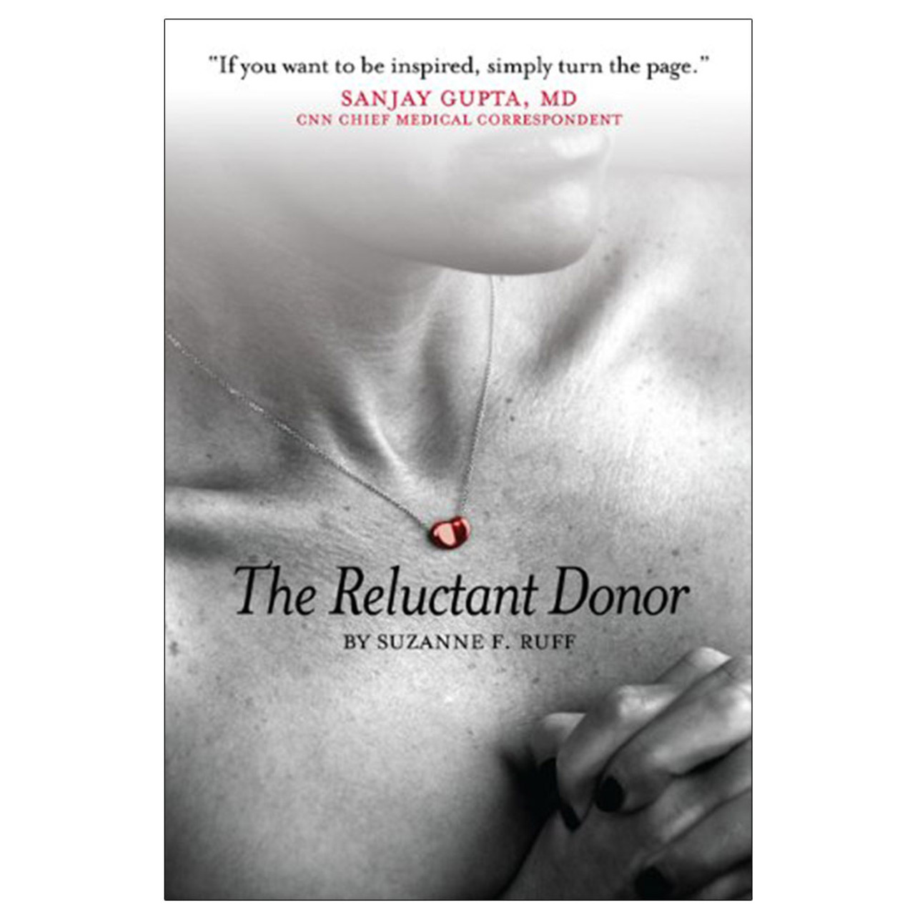 The Reluctant Donor  Suzanne Ruff