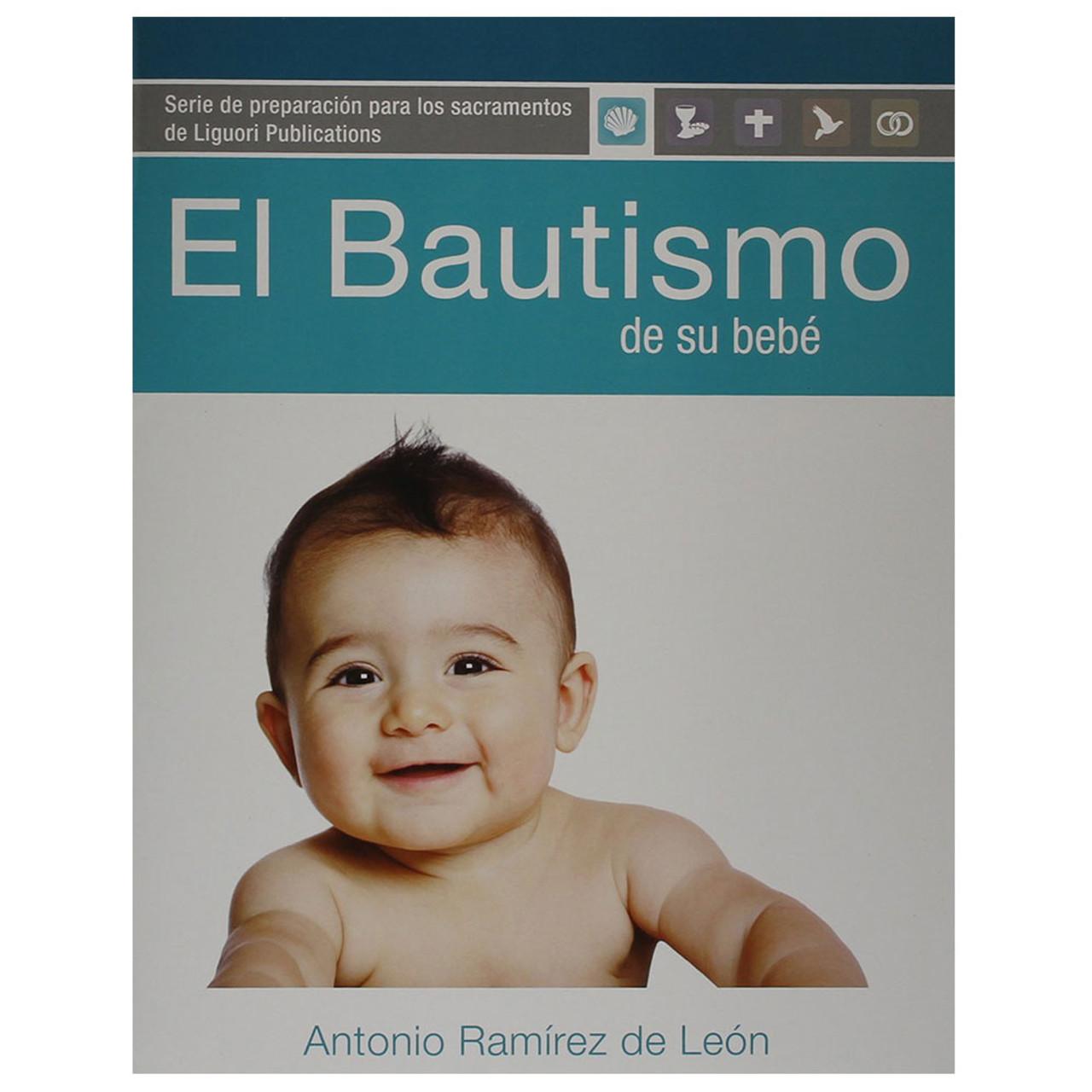 El Bautismo de su bebe Antonia Ramirez de Leon
