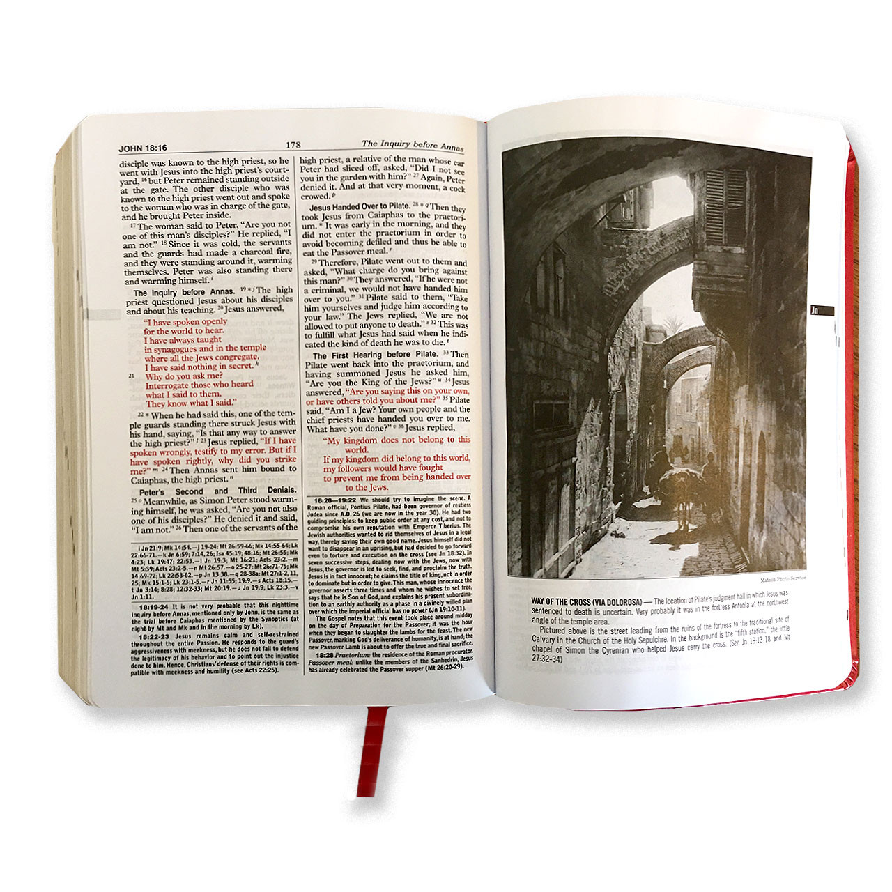 St. Joseph Confirmation New Catholic Bible