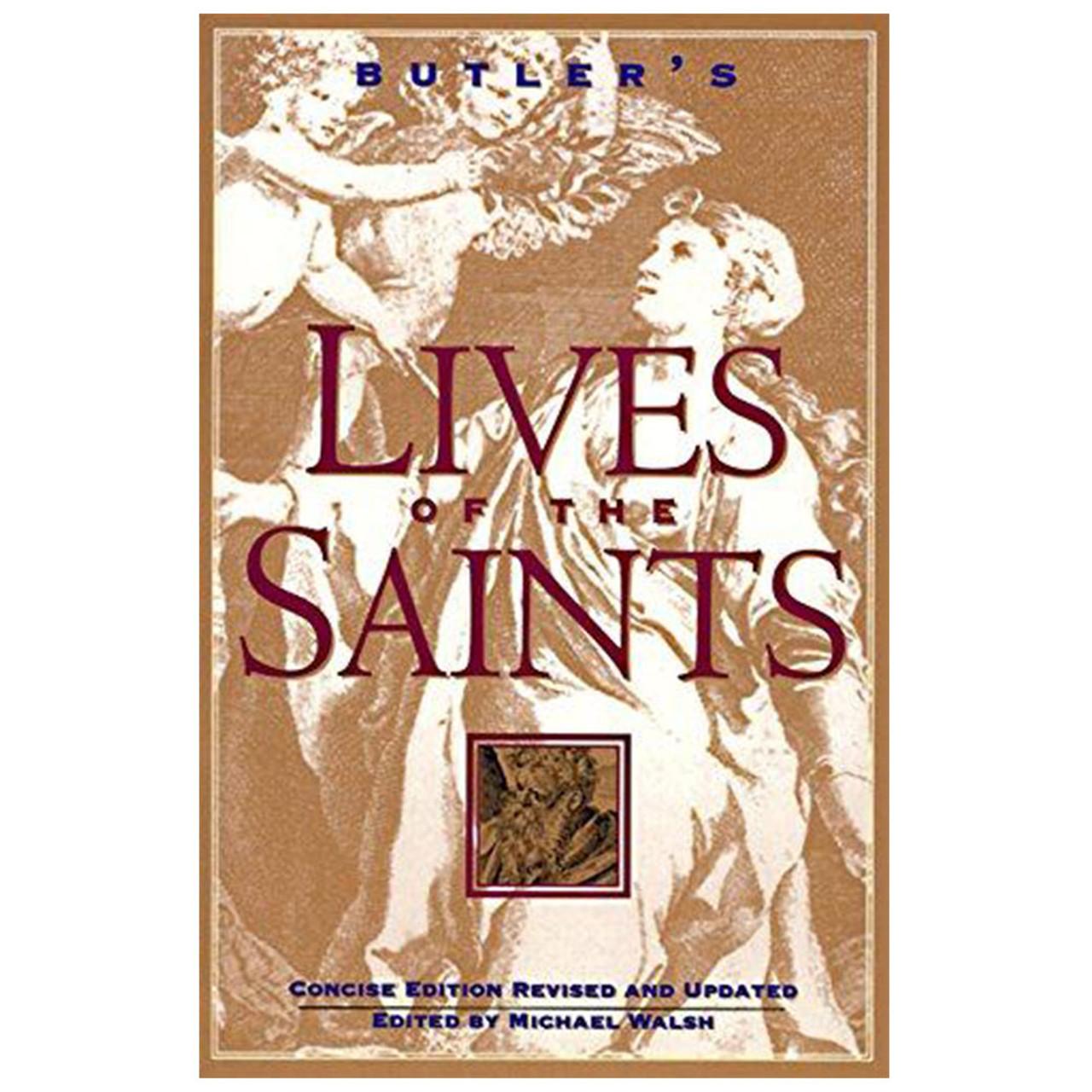 Butlers Lives of Saints