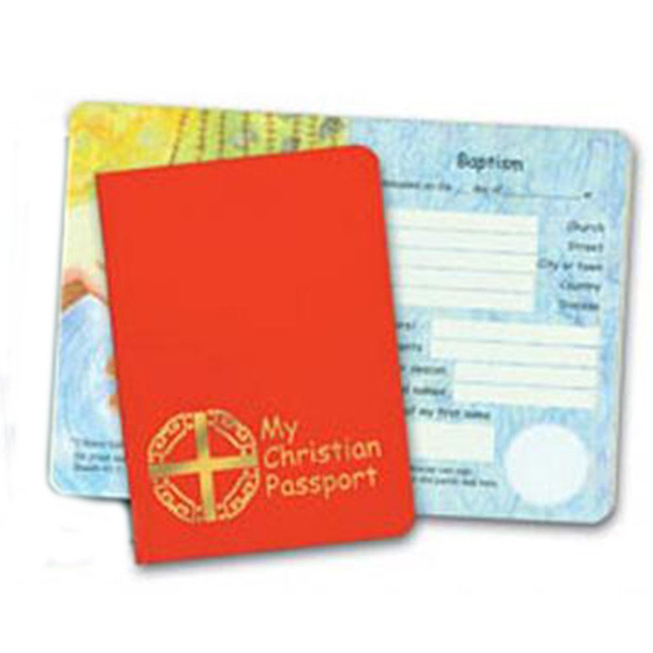 My Christian Passport