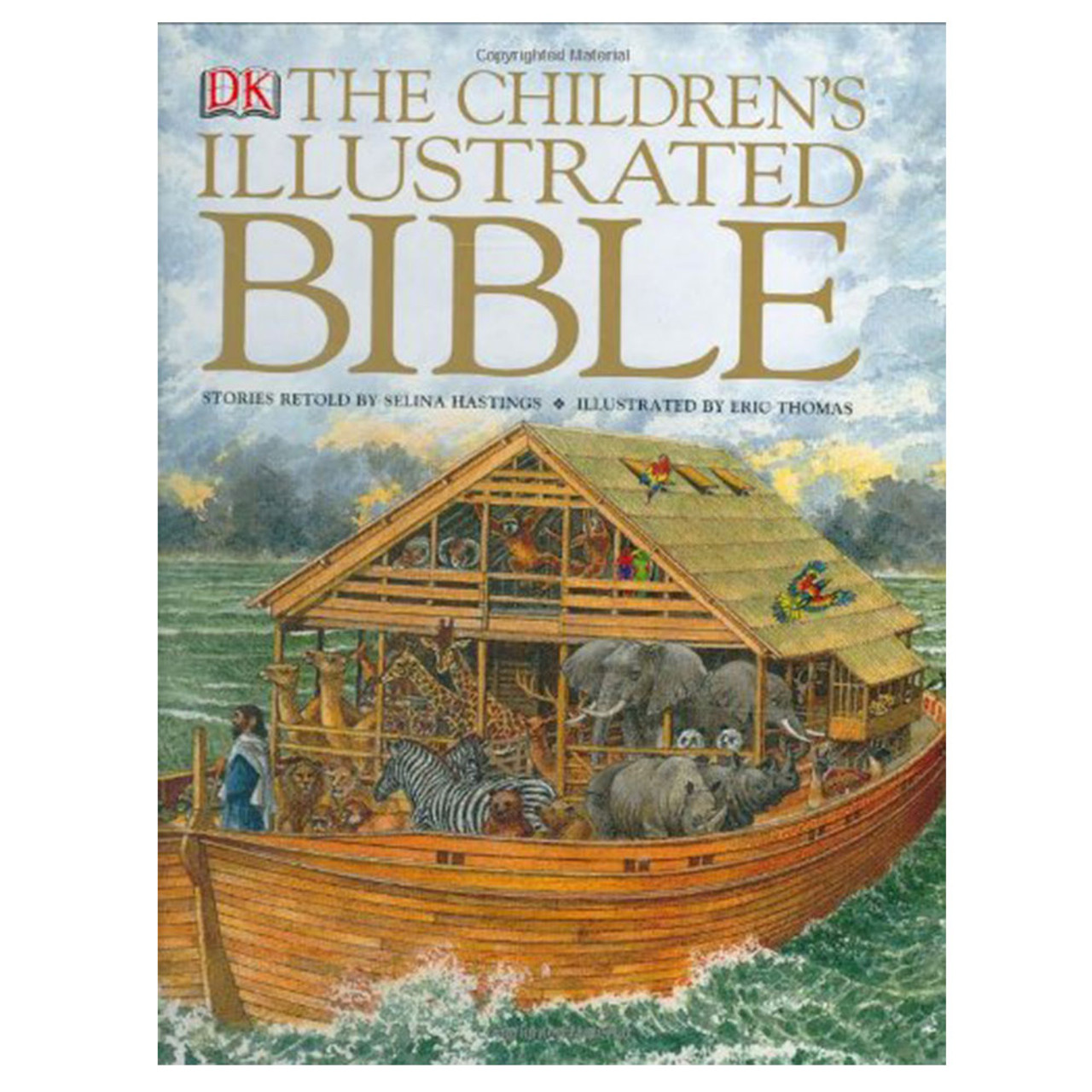 Children's Illustrated Bible - Compact Size