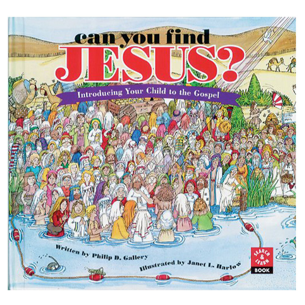 Can You Find Jesus? Gallery, Harow
