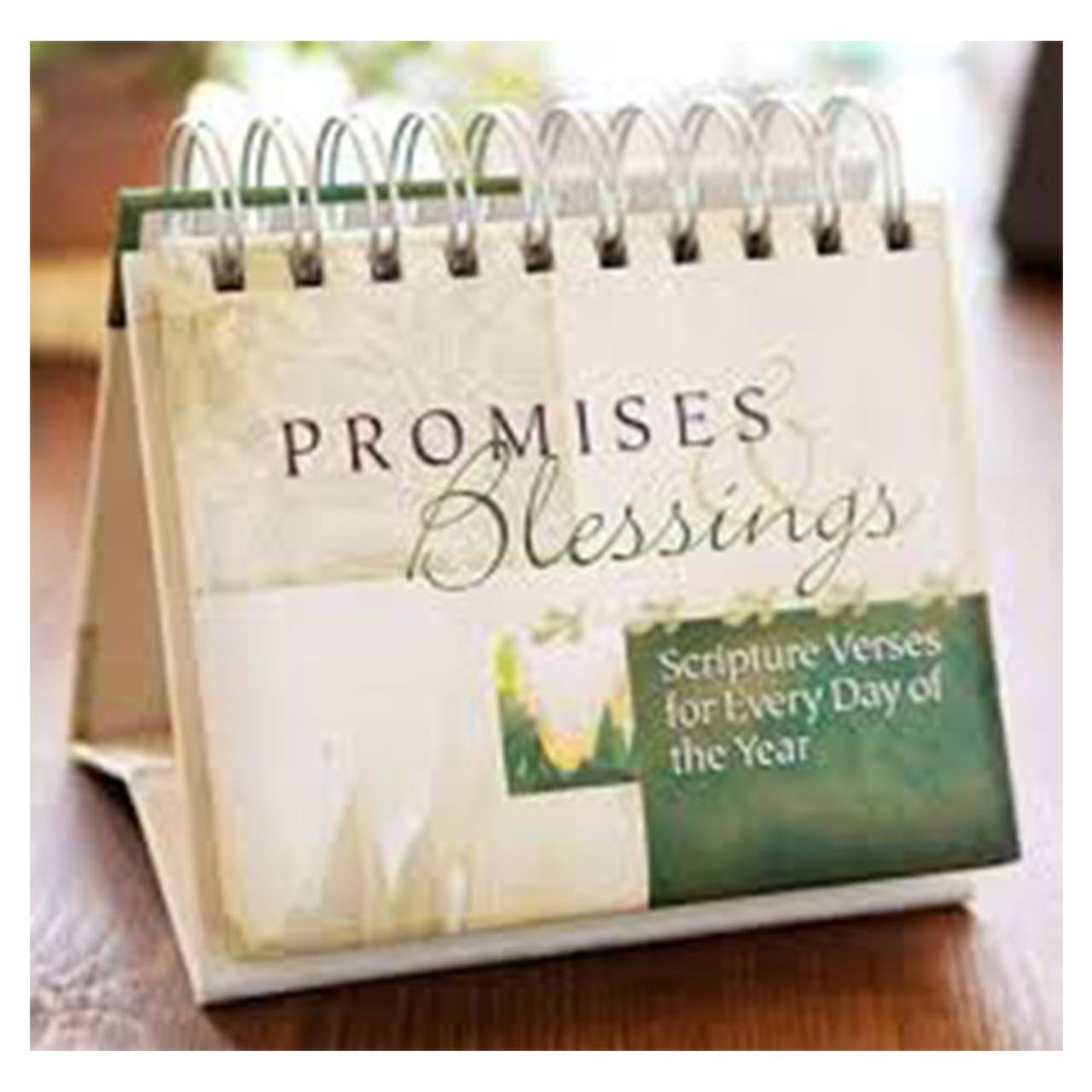 """""""Promises & Blessings"""" Flip Book"""