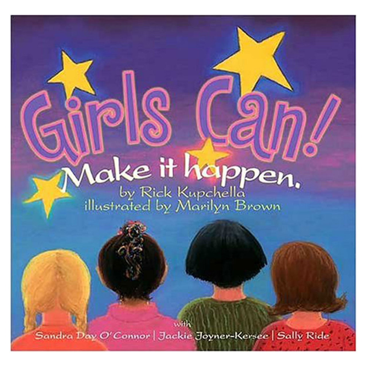 'Girls Can!' Book