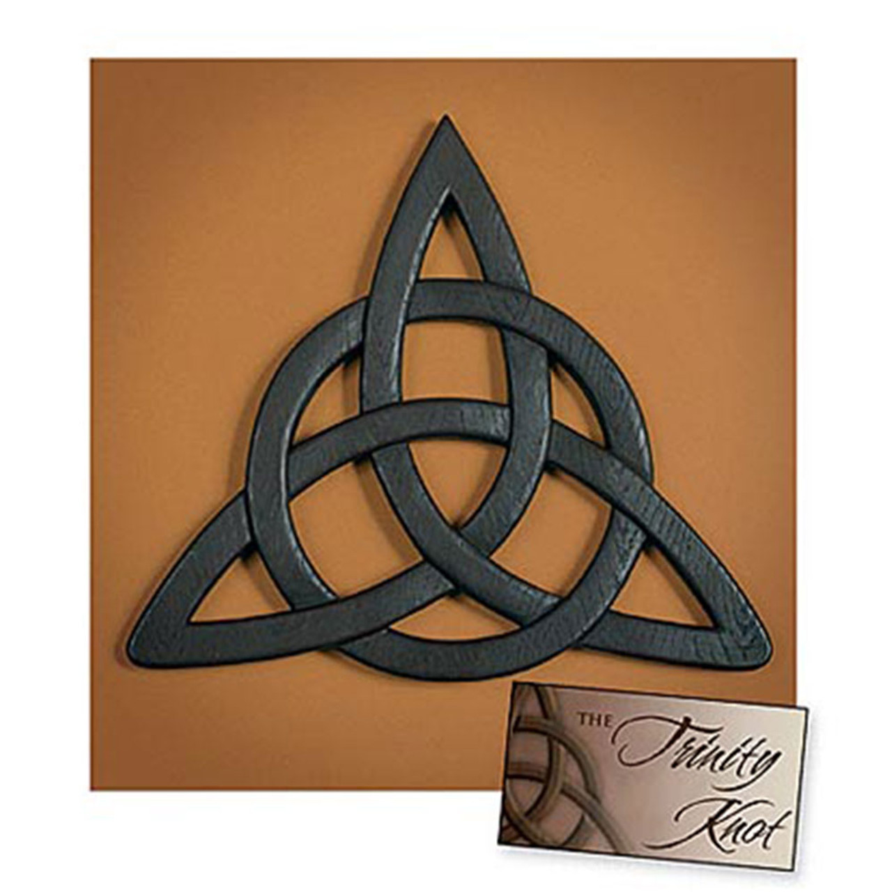 Wallhanging Celtic Trinity Knot