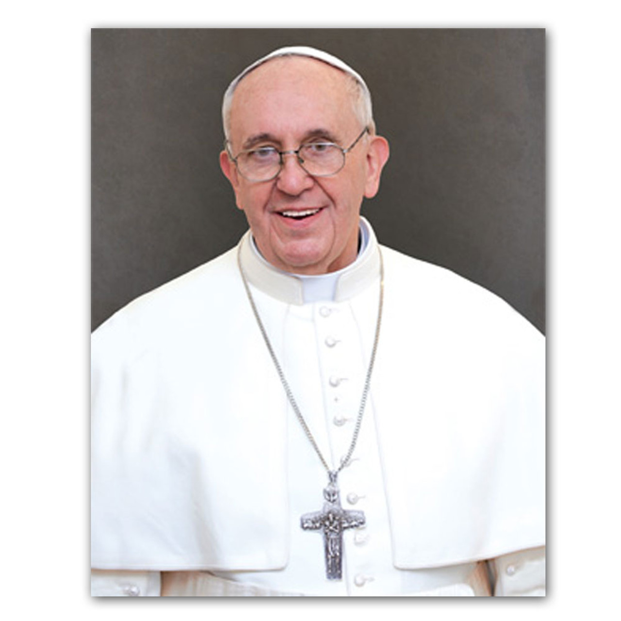 """Official Pope Francis Print 16"""" x 20"""""""