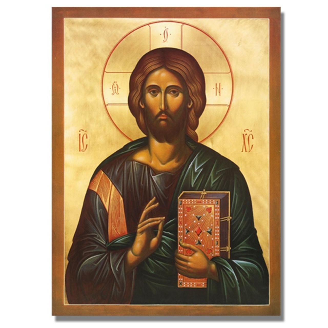 Jesus Christ Icon 8 x 10