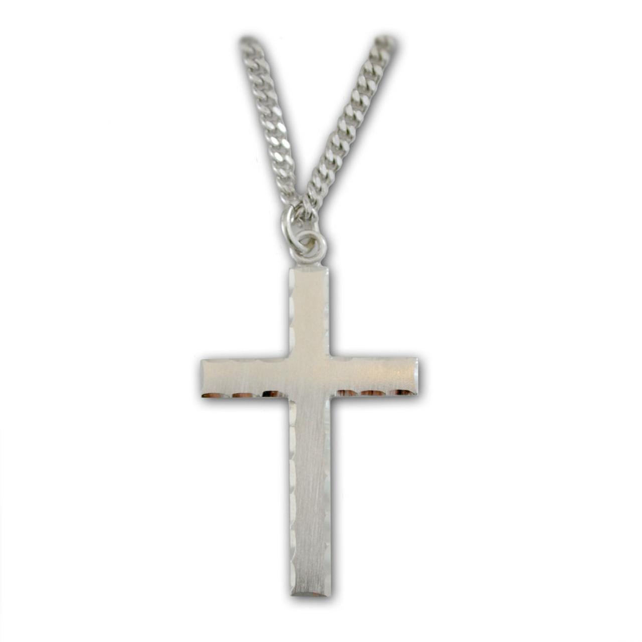 Pearl Locket Prayer Box Locket Sterling Silver Locket Religious Jewelry Mom Gift Confirmation Gift Silver Cross Locket Cross Necklace