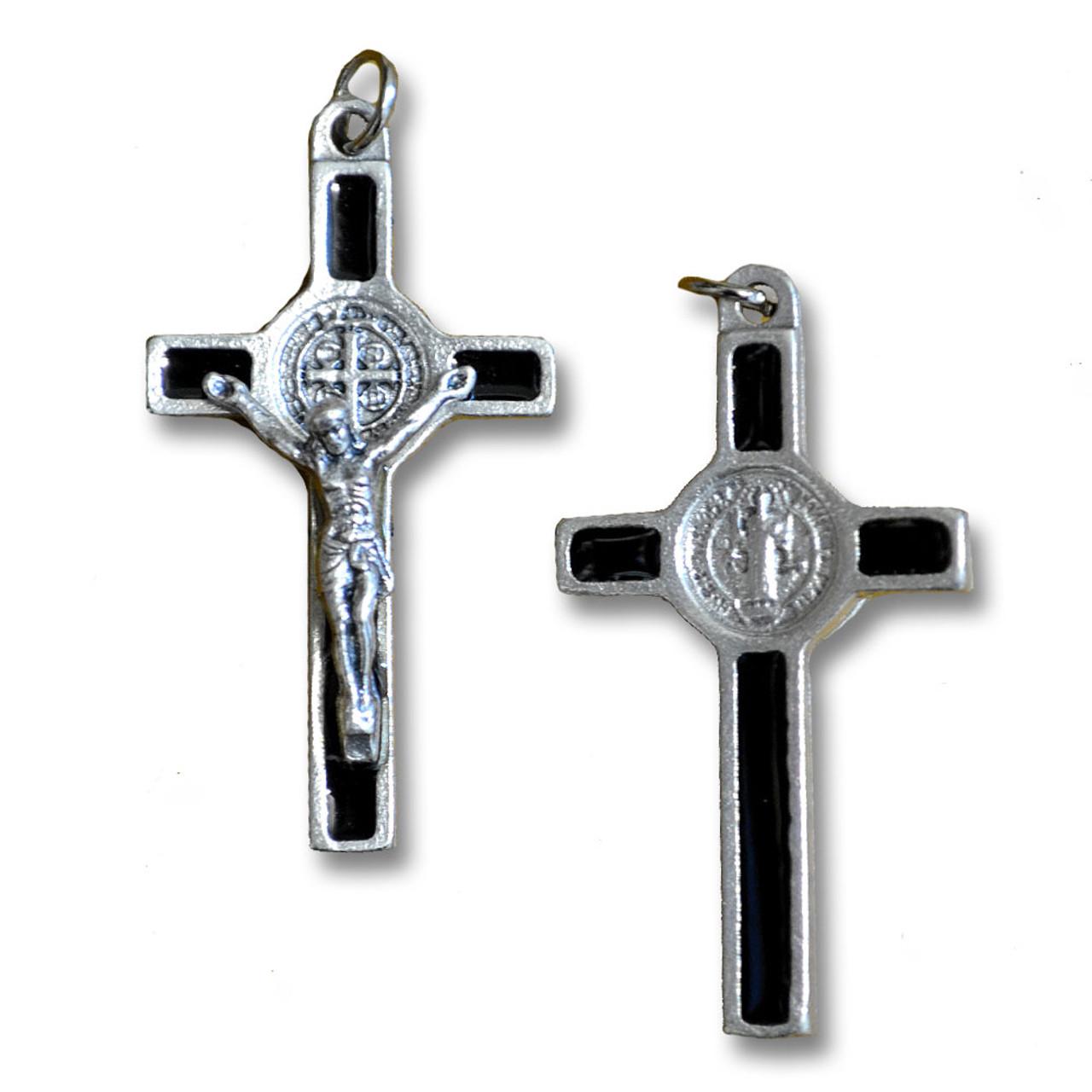 1.5 Inch St. Benedict Crucifix