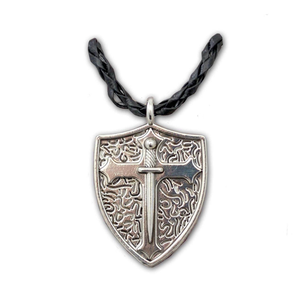 Armor of God Pendant