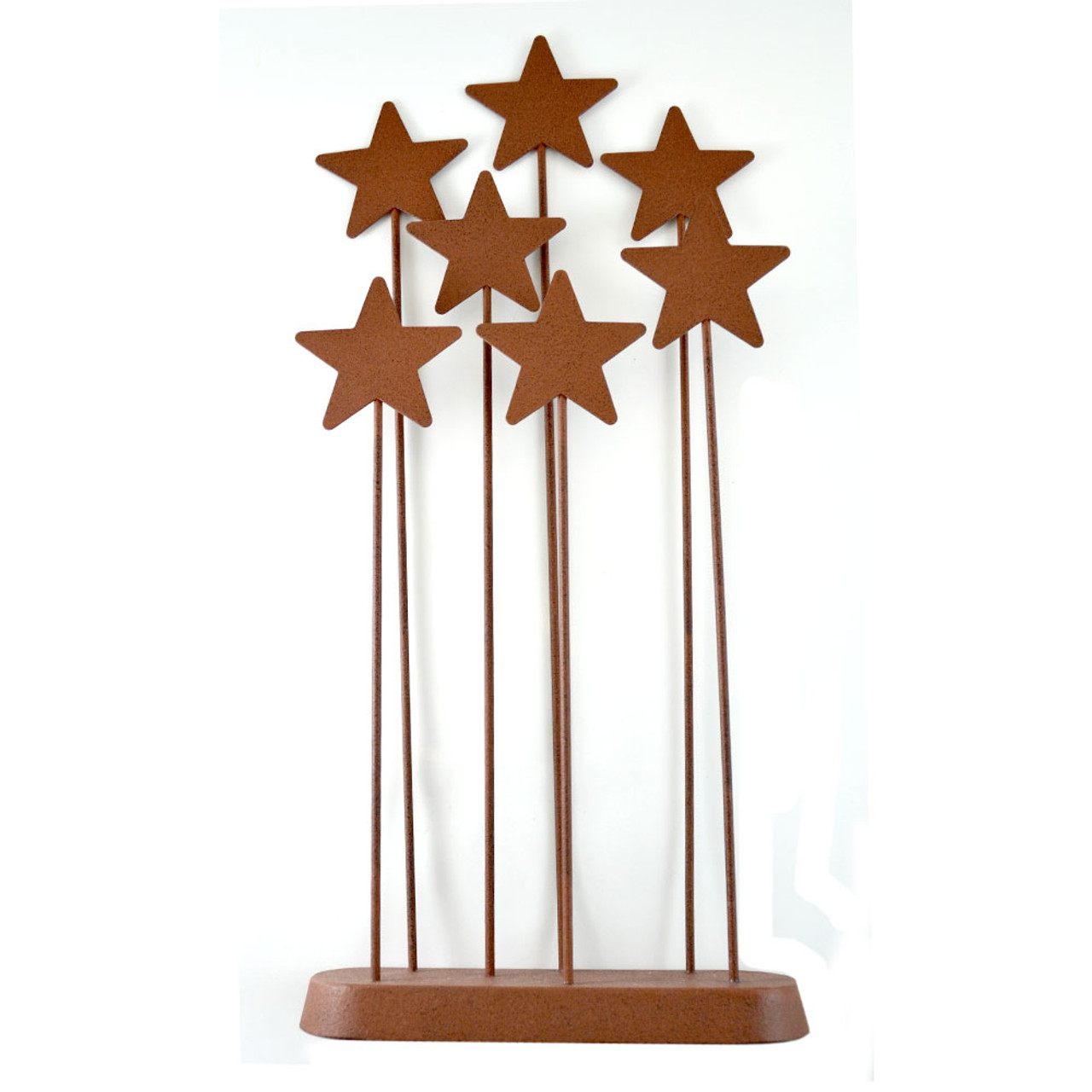 Metal Star Backdrop Accessory for Willow Tree Nativity