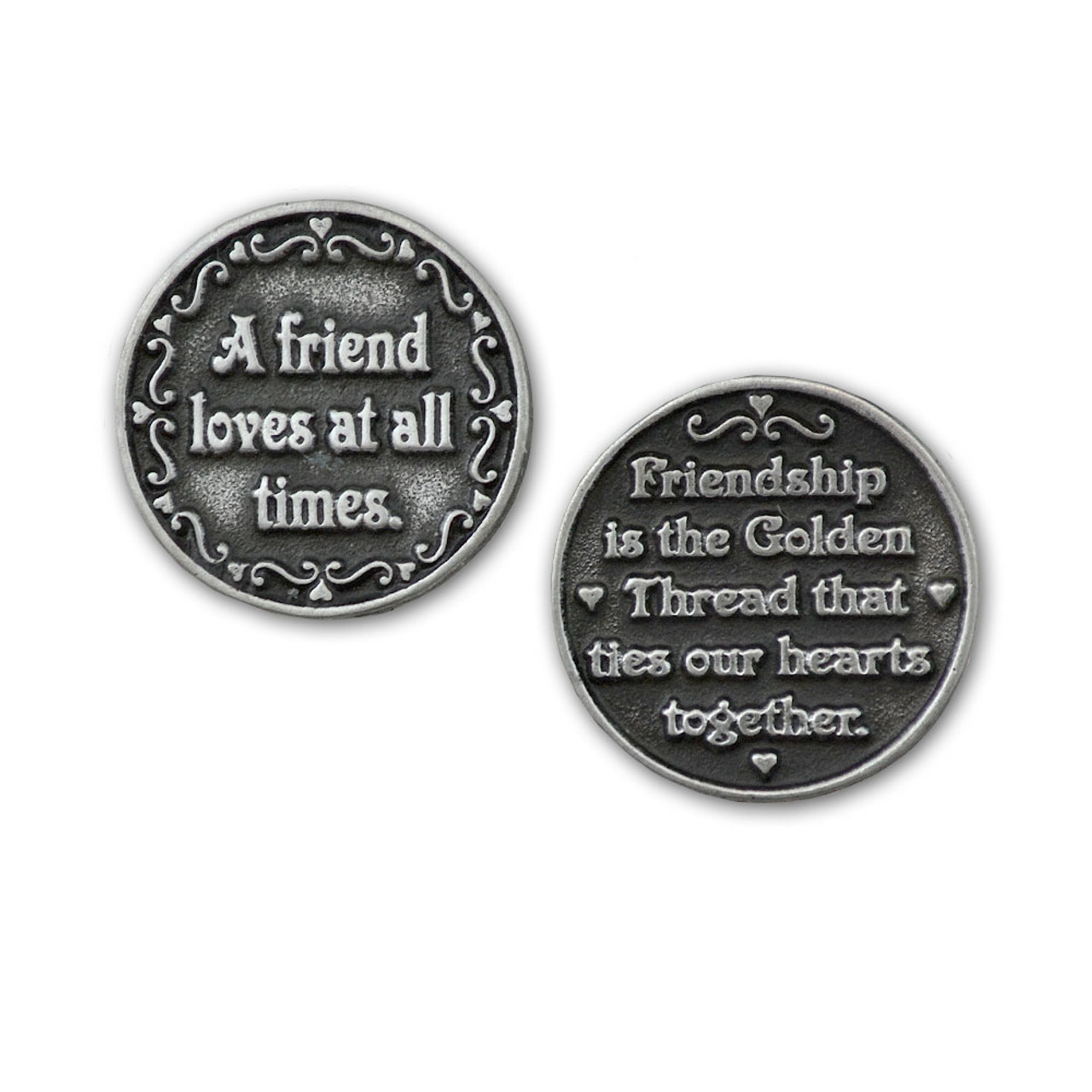 Pocket Token A Friend Loves At All Times