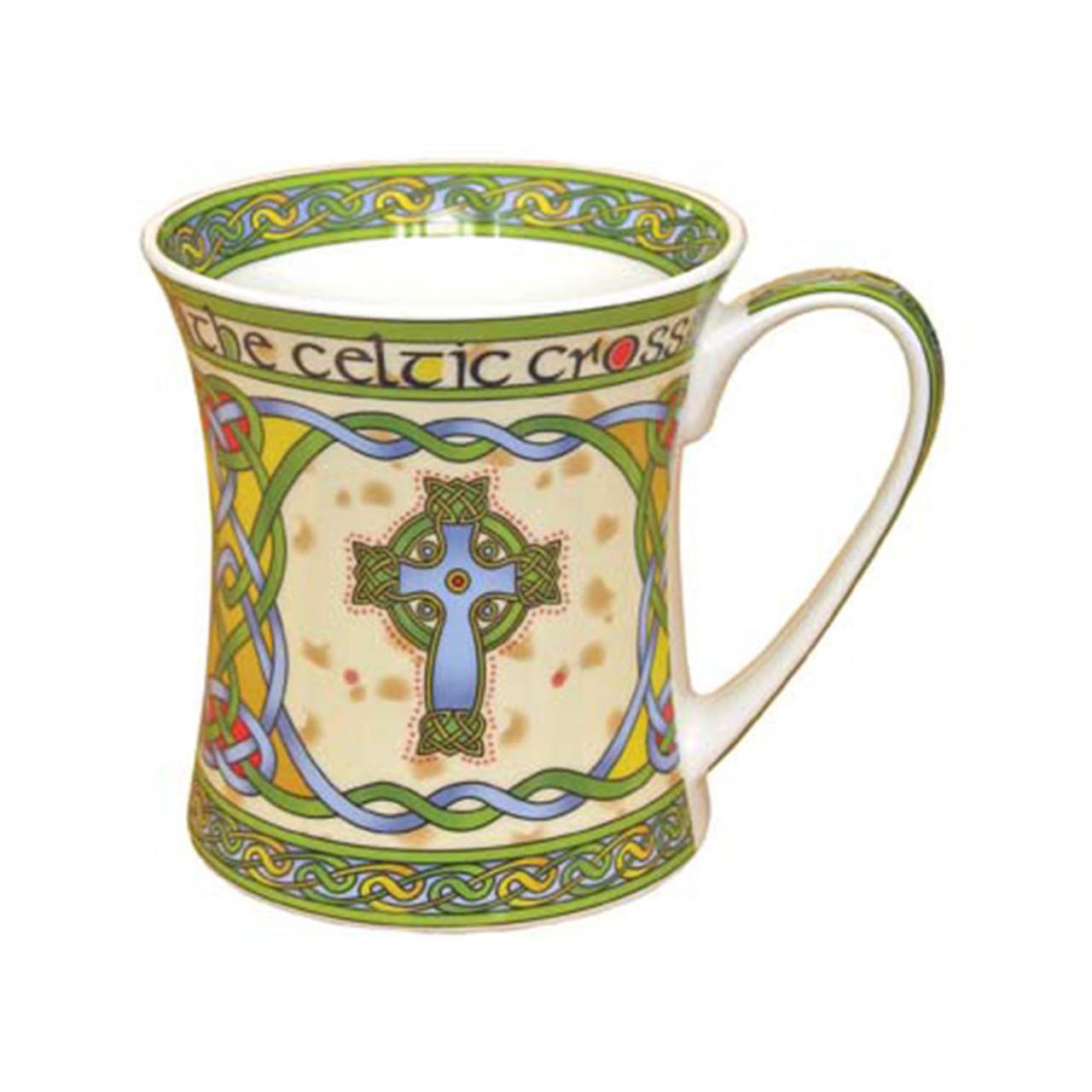 Irish Cross Mug Royal Tara