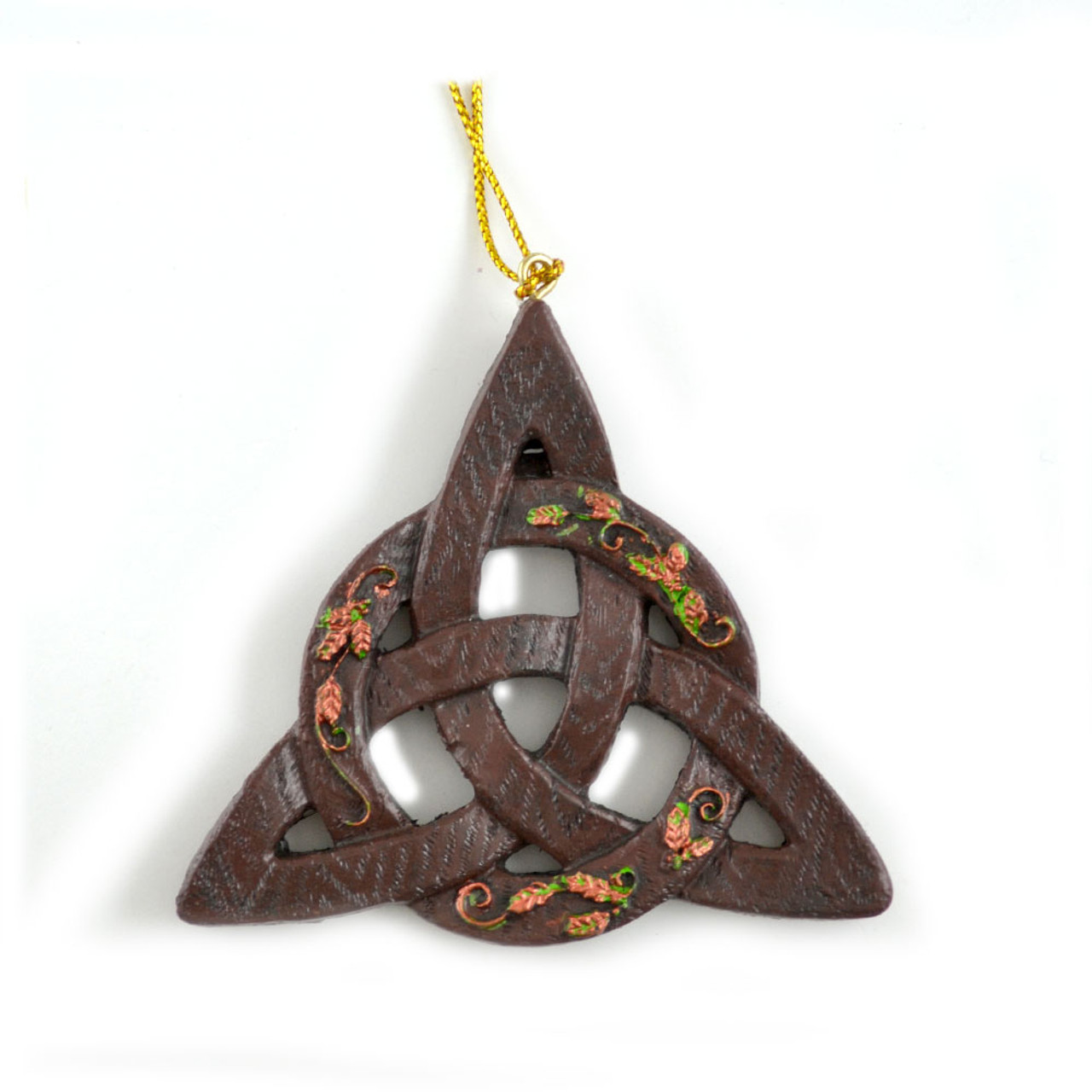 Celtic Trinity Knot Ornament with Card