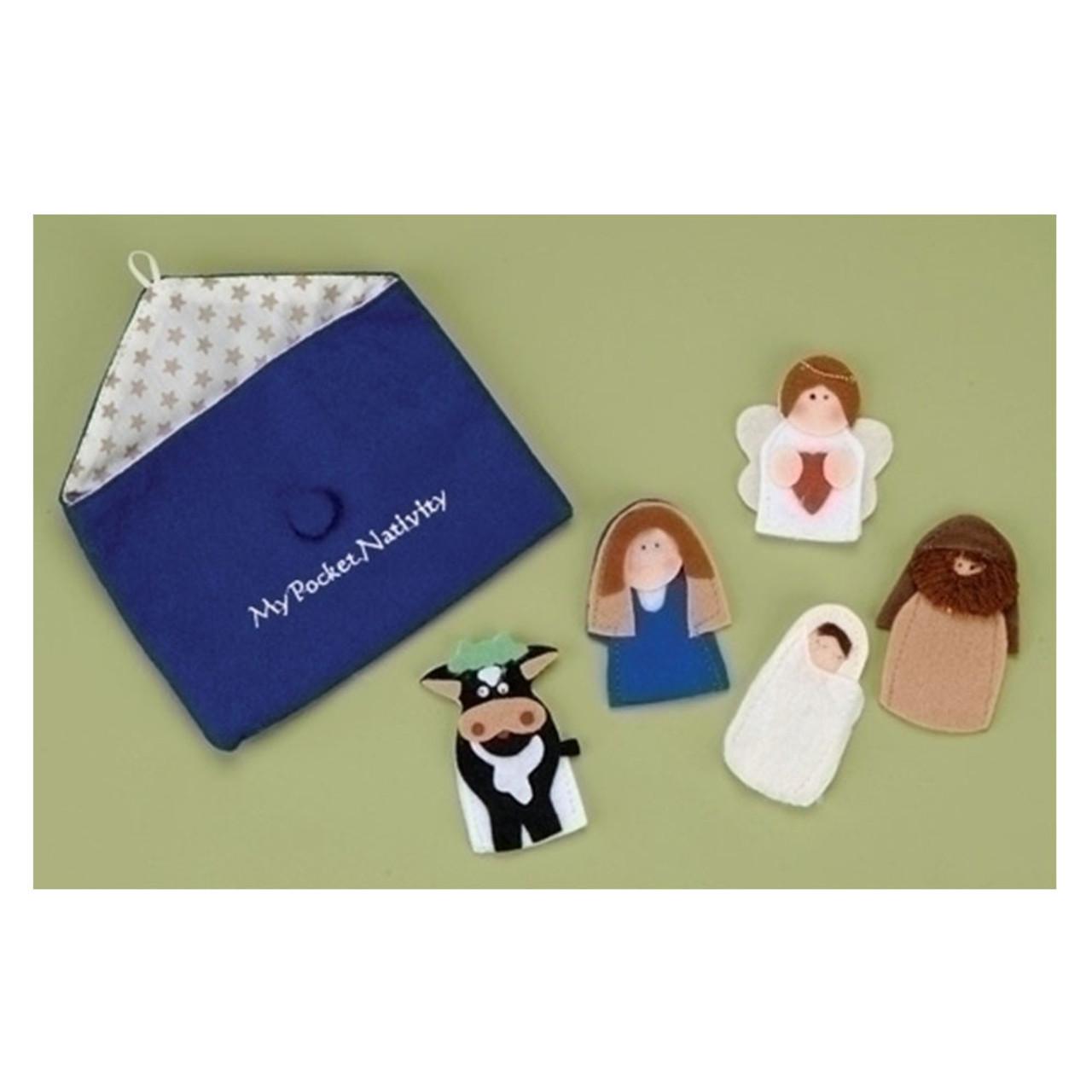 Finger Nativity