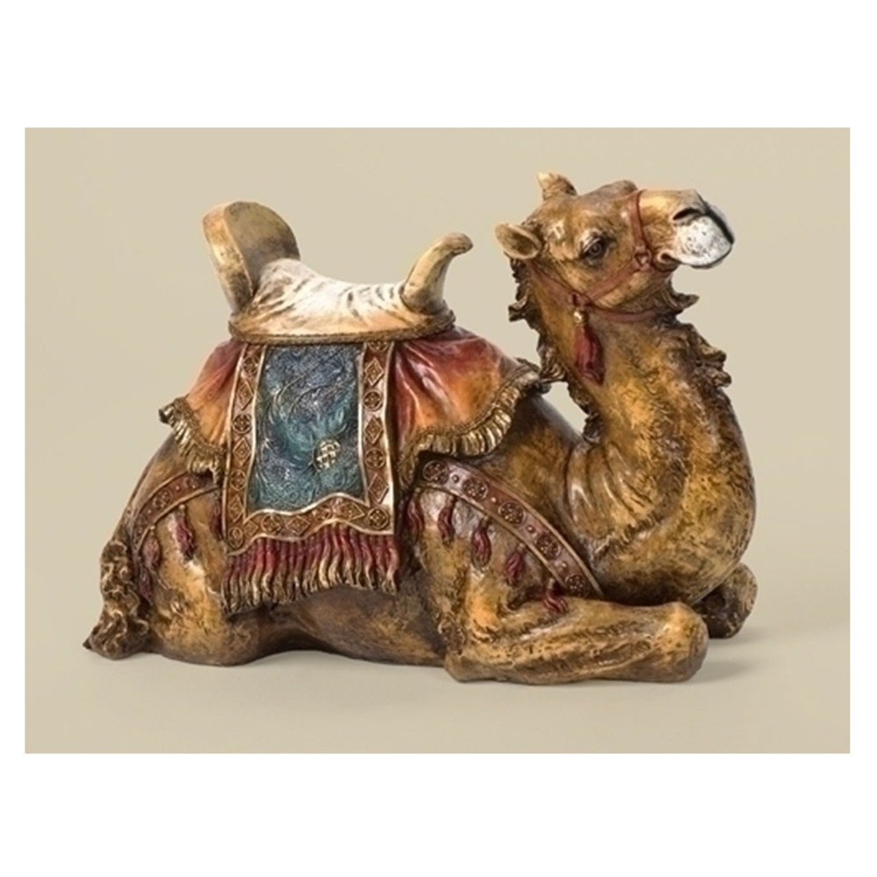 Colored Camel For 27IN Nativity